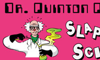 Slapstick Science Banner